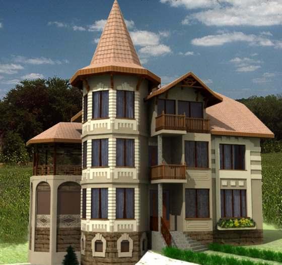 იყიდება მშენებარე სახლი ახალსოფელში ცენტრალური ტრასიდან 300მეტრში