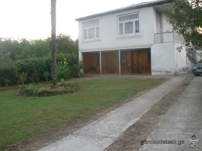 იყიდება სახლი (გადახდა ეტაპობრივადაც შესაძლებელია )