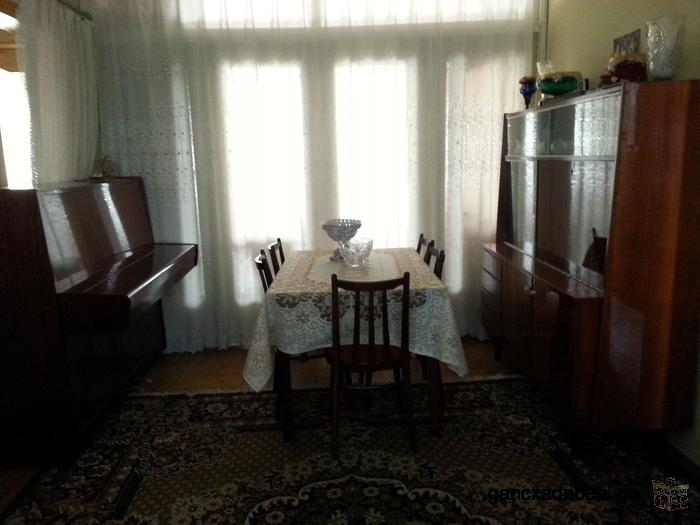 იყიდება 5 ოთახიანი ბინა ქუთაისში ან იცვლება 2 ოთახიან ბინაზე თბილისში