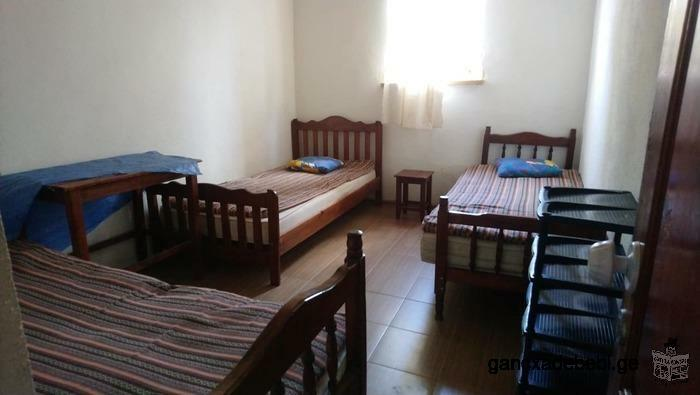 ოთახები ურეკში